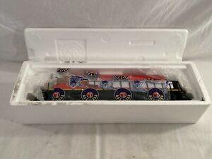 Lionel Train Florida East Coast Legacy Locomotive SD40-2 #713 REFURBISHED