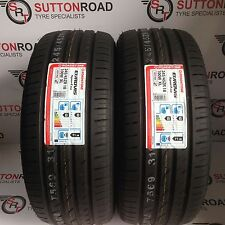 245/45 18 ROADSTONE NEXEN 24545ZR18 100W XL MID-RANGE TYRES X2 FITTING AVAILABLE