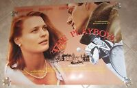 THE PLAYBOYS movie poster AIDAN QUINN, ROBIN WRIGHT original UK quad