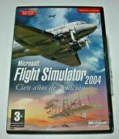 Microsoft Flight Simulator 2004 - Cien años de aviación PC (edición española)