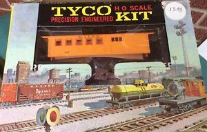 Mantua Tyco HO Western & Atlantic 1860 Old Time Civil War COMBINE Car NOS