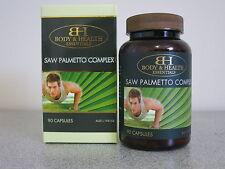 Saw Palmetto Complex 90 Capsules by Body & Health - Prostate Health