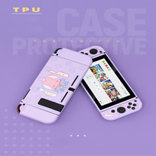 Kawaii Protective Case Soft TPU Cover for Switch & Joy-Con Controllers Cartoon