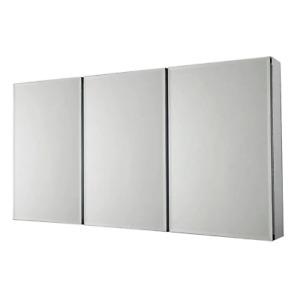 Pegasus Bathroom Medicine Cabinet Beveled Mirror Glass Shelves Mounting Hardware