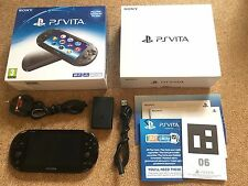 Sony PS Playstation Vita Slim Lite Console Ver 3.65 Boxed (PCH-2003) - 1GB - #14