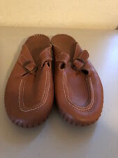 Women Comfort T&G shoes Artigiani in Lucca Made in Italy Size M