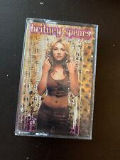Britney Spears Oops I Did It Again Cassette Original Jive Album Vintage