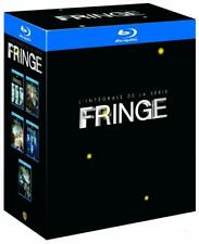 FRINGE - Seasons 1-5 Complete TV Series1,2,3,4,5 NEW Blu-Ray Region Free Box Set