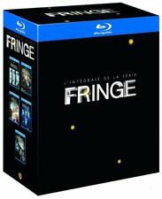 FRINGE Seasons 1-5 Complete TV Series 1 2 3 4 5 NEW BLU-RAY RERION FREE BOX SET