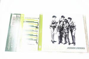 JACKSON 5 REMIXES UPCH-1034 CD JAPAN OBI A14083