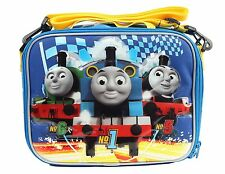 Thomas the Tank Engine GO GO Insulated Lunch Bag  School Snack Box For Boys Kids