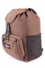 VINTAGE EASTPAK CANVAS LEATHER BACKPACK RUCKSACK SATCHEL BAG USA