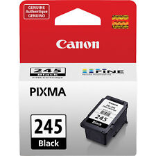 Genuine Canon PG245 black ink cartridge for PG 245 PIXMA MG2920 MG2922 MG2924