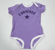 fed80a076bd39 Neu All Star Converse Baby Mädchen Girls Body Lila Gr.6-9Monate 70-