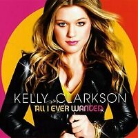 Kelly Clarkson - All I Ever Wanted [CD  DVD] Sent Sameday*