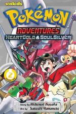 Pokemon Adventures: Heart Gold Soul Silver, Vol. 2 (Paperback or Softback)