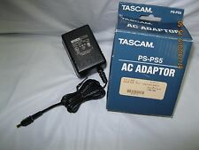 tascam ac adaptor ps ps5 9v 500mA ac adaptor