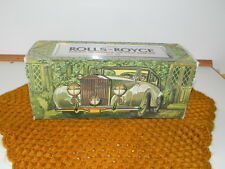 Vintage Avon. New in Original Box; Roll-Royce Deep woods after shave 6 oz