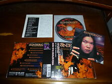 Sinergy / To Hell and Back JAPAN+1 Children of Bodom w/Sticker *F