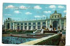 CPA-Carte Postale-Belgique-Bruxelles Exposition de 1910 Entrée principaleVM13198