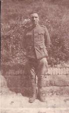 FOTO MILITARE DEL REGIO ESERCITO WWI GUERRA 1915-1918  -  C5-557