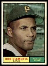 1961 TOPPS #388 ROBERTO CLEMENTE  PIRATES NM-MT to NM-MT+