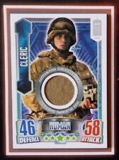 Dr Doctor Who ALIEN ATTAX 50th Anniversary CLERIC (0385/2700) Costume Card