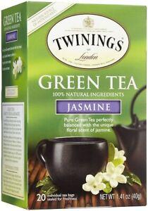 Twinings Of London Green Tea Jasmine