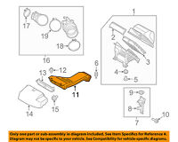 HYUNDAI OEM Santa Fe Air Cleaner Intake-Inlet Duct Tube Hose Cover 28213B8100