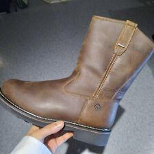 Wolverine 10 inch durashock boots 10.5W waterproof,work,hunting,h iking