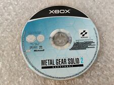 Metal Gear Solid 2: Substance (Xbox) *Disc Only*