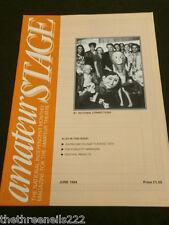 AMATEUR STAGE - SHOREHAM VILLAGE PLAYERS - JUNE 1994