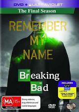 BREAKING BAD TV Series 6 THE FINAL SEASON  (Region 4) 3  DvD set