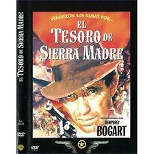 El tesoro de Sierra Madre (DVD Nuevo)