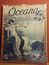 LACANAU Lormont Salies de Béarn Arcachon La Hume Sanguinet (revue Oceana)1912