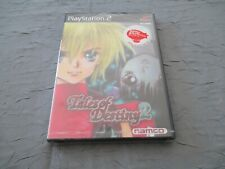 >> TALES OF DESTINY 2 PLAYSTATION 2 II RPG JAPAN IMPORT NEW FACTORY SEALED! <<