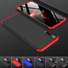 Hülle Samsung Galaxy A50 A40 A70 Full Cover 360 Grad Handy Schutz Case Tasche