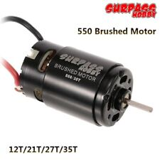SURPASS Hobby 550 Carbono cepillado Motor para 1/10 HSP/HPI/Wltoys/Tamiya RC Modelo
