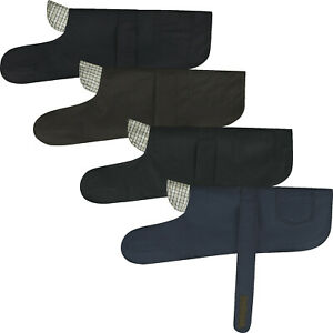 New British Wax Dog Coats Waterproof Waxed Cotton Outdoor Raincoat Small Large