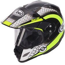 Arai Tour-X 4 Mesh Gelb Gr. L Enduro / Adventure Motorrad Helm