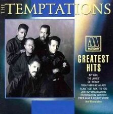 The Temptations R&B & Soul Psychedelic Music CDs