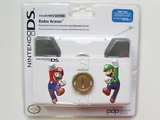 Mario & Luigi Nintendo DS Lite 3DS Robo Armor Protective Hard Case Shell Bros