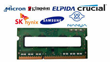 2GB DDR3-1600 PC3-12800S 1Rx8 DDR3 SDRAM Laptop Memory