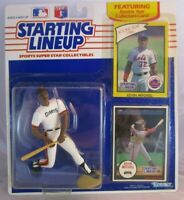 1990 KEVIN MITCHELL - SLU Starting Lineup Sports Figure - SAN FRANCISCO GIANTS