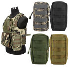 New Tactical MOLLE Modular Utility Mag Accessory Medic Tool Bag Magazine Pouch