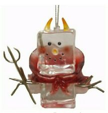 Mcf Midwest Of Cannon Falls Seasons Ice Fellas Halloween Devil Ice Cube Ornament