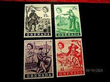 Grenada 345-8 cpl pirates vf MNH, cat 6.50