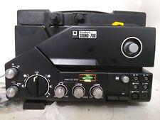 Mint Condition Vintage Sankyo Sound-700 Super 8 Singles Movie Projector IOB