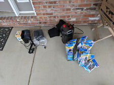 marineland aquarium canister filter C-530 And a ton of supplies