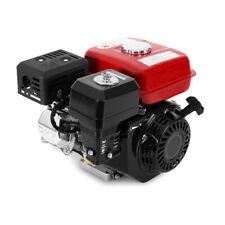 EBERTH 5,5CV 4,1 kW moteur à essence thermique 4 temps filetage extérieur